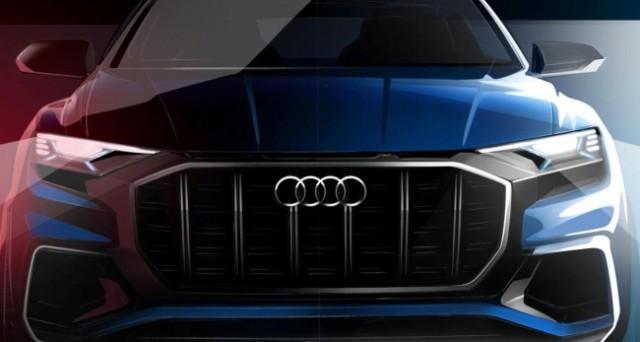 Audi Q8 Concept: un nuovo SUV al Salone di Detroit