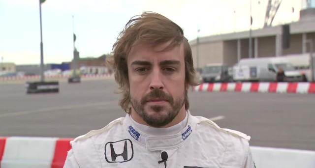 Alfa Romeo Fernando Alonso