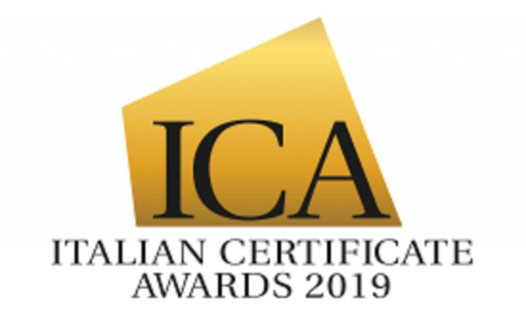 Il 5 dicembre è stata effettuata la cerimonia di premiazione dei migliori Certificati, Emittenti e Reti distributrici del 2019 per la tredicesima edizione dell'Italian Certificate Award. Bnp Paribas e Banca Imi sono le più premiate.