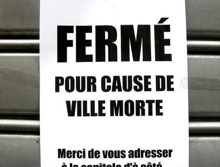 Il governo francese prova a lanciare un piano per evitare che si moltiplichino i fallimenti aziendali