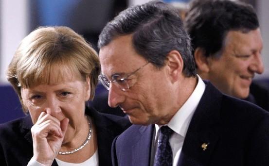 Lo scontro falchi-Merkel rinvigorisce mercati; la cancelliera tedesca dice