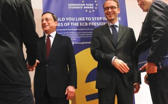 Cosa resta dopo il (non annuncio) di ieri della Bce? Certamente i tedeschisono  isolati, ma la BCE è stata costretta a rinviare le misure pro-euro