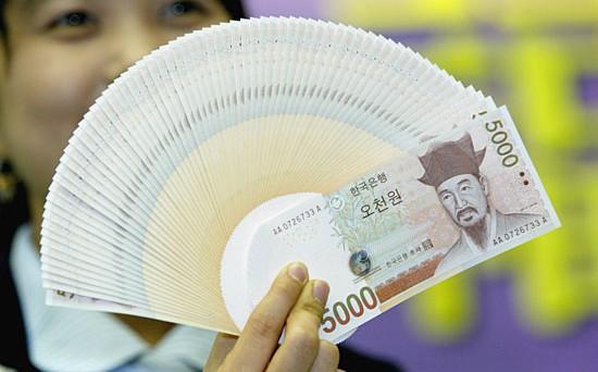Crescita economica e contenuto deficit dello stato sono i due punti a favore dell'economia della Corea del Sud