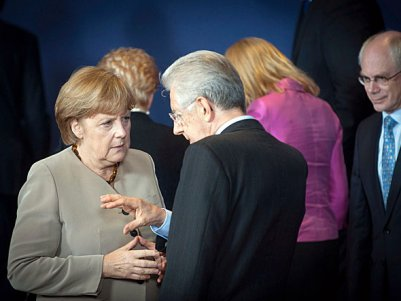 La cancelliera tedesca Angela Merkel si mostrata soddisfatta circa l'accordo raggiunto nella notte al vertice Ue ma ammette che i 17 Paesi della zona euro hanno ancora bisogno di lavorare per sistemare le questioni a lungo termine