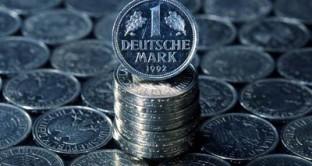 Per il 65% dei tedeschi la propria condizione sarebbe migliore se non ci fosse l'Euro