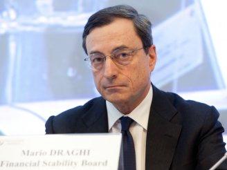 La cronaca minuto per minuto del discorso del presidente della Bce Mario Draghi