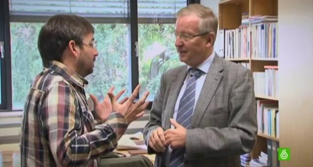 Un importante economista Tedesco durante un'intervista a una TV spagnola rilascia delle dichiarazioni che stanno avendo un forte impatto sui media spagnoli