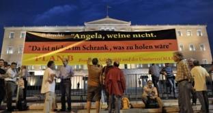 The Guardian pubblica una lettera aperta di Alexis Tsipras di Syriza alla Merkel, in cui denuncia il disegno autoritario dietro le assurde politiche di austerità e chiama i popoli europei a una lotta di resistenza.