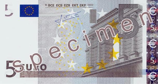 Ecco le foto dei nuovi euro. Le nuove banconote servono a scoraggiare i falsari