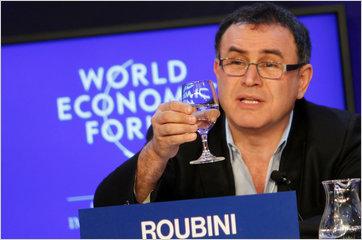 I tempi della Tempesta Perfetta sono lontani e Roubini riconosce l'importanza del ruolo avuto dalla Bce. Le previsioni dell'ex Dr. Catastrofe sono sempre più discutibili. E sull'Italia il professore auspica un governo Bersani-Monti