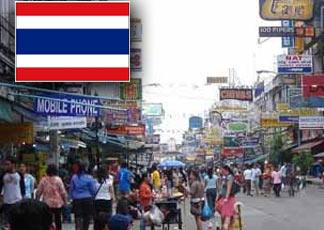 Il Pil della Thailandia riprede la sua corsa: 2012 anno di forte crescita