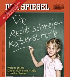 Con toni forti Spiegel Online mette in luce  l'assurdità dell'ennesimo