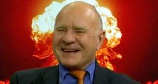 L'investitore, noto come Mr.Doom, per le sue analisi critiche e pessimistiche sul futuro dell'economia e della finanza, parla di scoppio della bolla monetaria creata dalla Fed in questi anni
