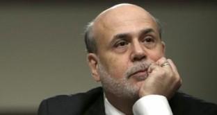 La cronaca del discorso di Bernanke a Jackson Hole. Il numero uno della Fed non fa riferimento concreto a alcun quantitative easing e si maniene sul vago