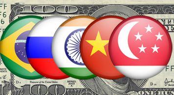 I paesi emergenti studiano la creazione di un fondo a sostegno delle valute. Tutti sono sulla stessa barca dell'annuncio del
