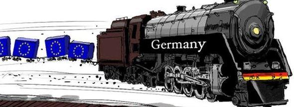 Cresce il sentimento pro euro tra i tedeschi, mentre crolla in quasi tutto il resto d'Europa. Intanto il risultato di ieri delle regionali in Francia è l'allarme più forte della crisi di popolarità della moneta unica