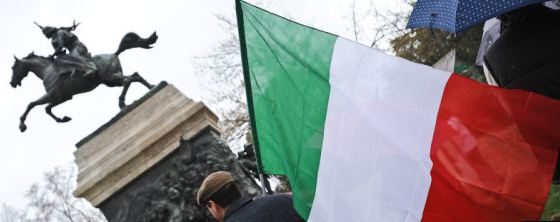 Italia crisi economica