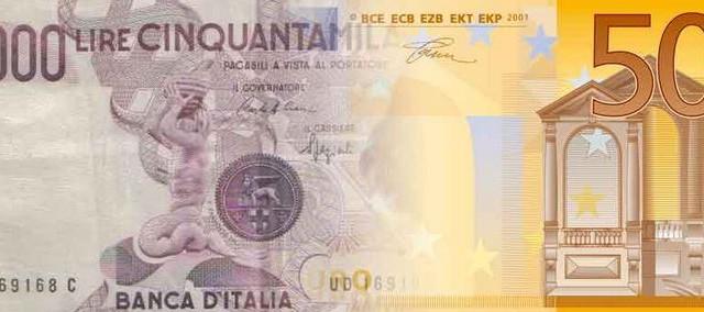 Il dibattito tra euro e lira non tiene spesso conto che tornare alla vecchia non significa evitare di risolvere i problemi. Il limite degli euro-scettici è puntare sullo