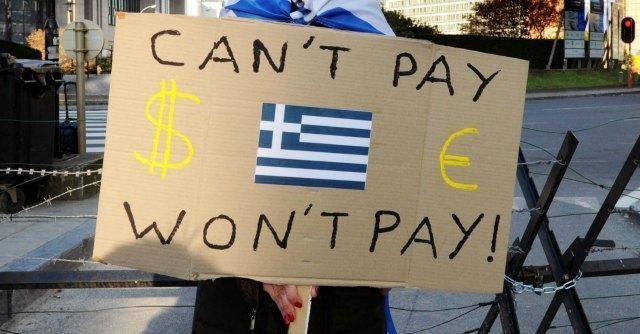 L'FMI non accetta il rinvio dei pagamenti della Grecia a maggio. Il default si avvicina, i rendimenti dei bond sovrani esplodono.