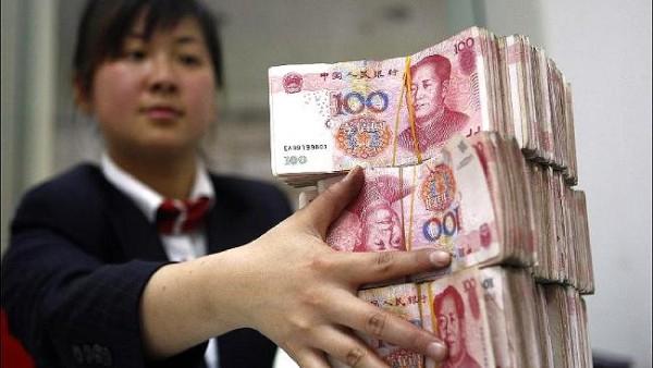 cina debito yuan