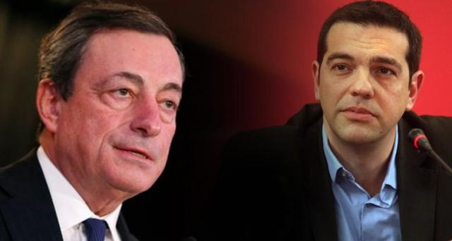 draghi tsipras banche bce