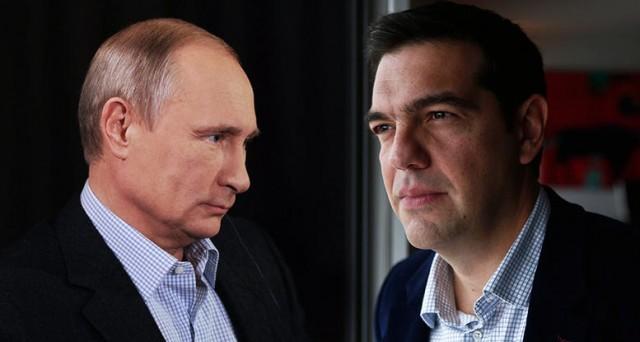 La Grecia di Alexis Tsipras e la Russia di Vladimir Putin sono sempre più vicine. Il patto prevederebbe il voto contrario della prima alle nuove sanzioni, in cambio degli aiuti di Mosca. Ma c'è il sospetto che sia coinvolta anche la Cina.