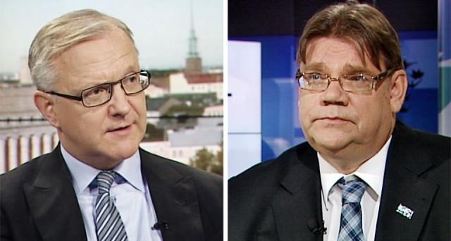 La Grecia dovrebbe temere il cambiamento di governo in Finlandia, dove il nuovo ministro delle Finanze potrebbe essere molto meno incline ai salvataggi pubblici e agli aiuti europei.