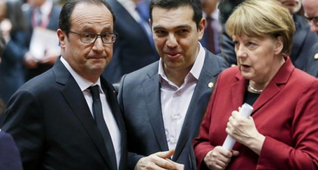 merkel hollande tsipras grecia accordo