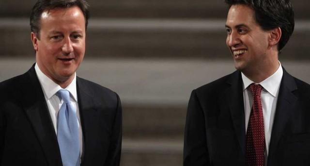 Regno Unito al voto oggi tra scenari di caos politico e i rischi dei due referendum temutissimi dai mercati. Per i sondaggi ci sarebbe un testa a testa tra conservatori e laburisti.