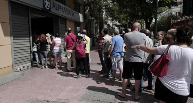grecia banche grexit