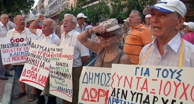 La Grecia ha tempo fino a giovedì per trattare. La strada per un accordo con i creditori sembra in netta discesa, ma sulle spalle dei greci sembrano in arrivo pesanti aumenti delle tasse.