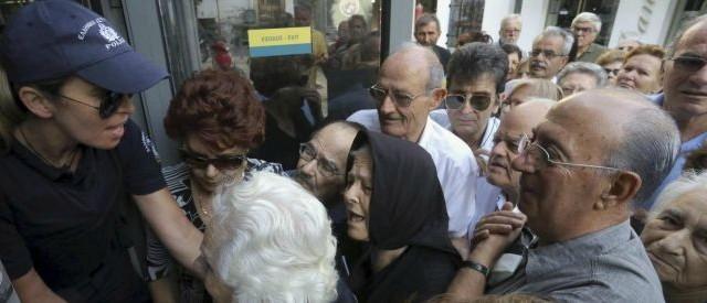 grecia banche riapertura