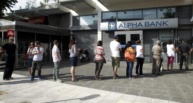 grecia referendum banche