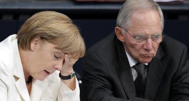 merkel schaeuble grexit euro