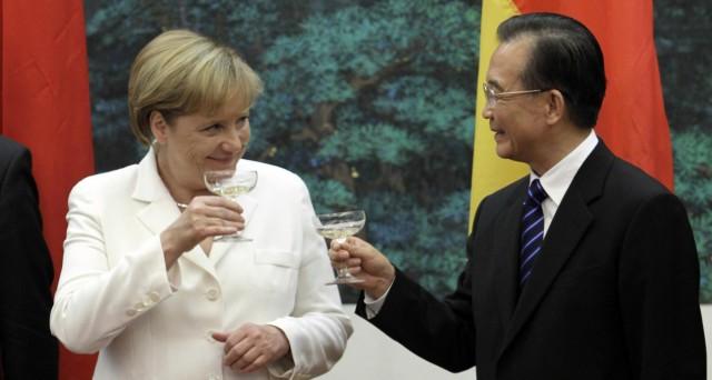 Forte contrazione per gli ordini all'industria tedesca e la responsabilità è da addebitare alla Cina