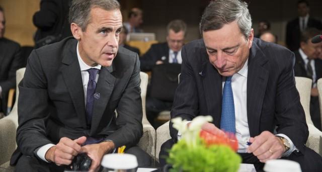 Reazione delle altre banche centrali al mancato aumento dei tassi USA da parte della Fed. BCE e BoE minacciano nuovi stimoli monetari.