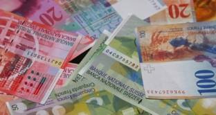I dati sui depositi delle banche presso la SNB segnalerebbero che gli interventi per indebolire il franco svizzero sarebbero stati  almeno temporaneamente sospesi.