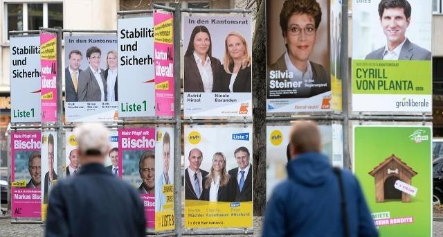 svizzera franco elezioni