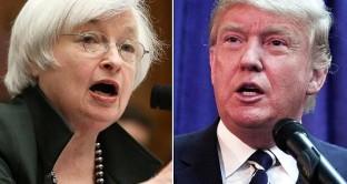 Prime polemiche elettorali negli USA sui tassi Fed. Sotto accusa è la politica monetaria del governatore Janet Yellen.
