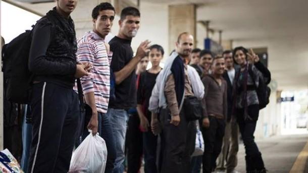 profughi siriani germania