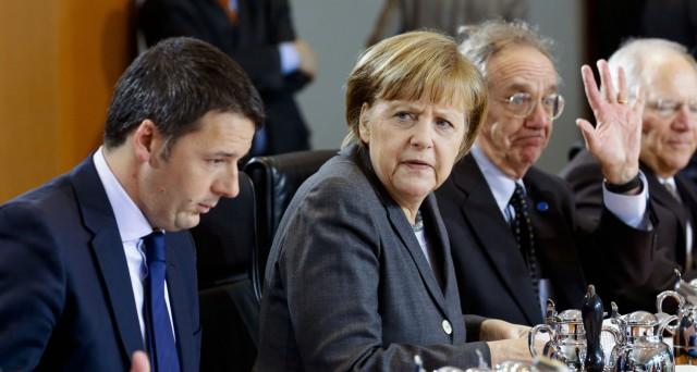 banche renzi germania
