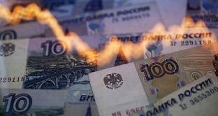 rublo russia bond