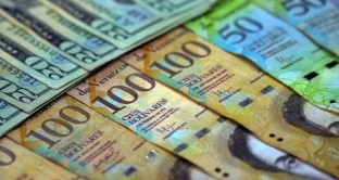 venezuela default bolivar