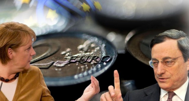 I tedeschi hanno segnalato il loro malcontento per la gestione della crisi dell'immigrazione e contro le politiche della BCE. La cancelliera Angela Merkel avrà un minore spazio di manovra d'ora in avanti nel sostenere l'operativo di Mario Draghi.