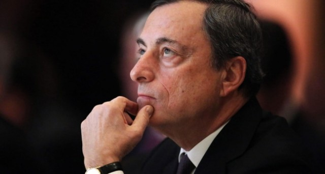 Il super-QE non starebbe funzionando, dato l'impatto avuto sui mercati finanziari. La fiducia in Mario Draghi sta scemando.