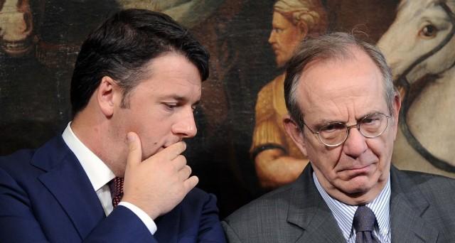 Il fondo Atlante, nato per salvare le banche italiane, è conseguenza dei pasticci del governo Renzi in materia.