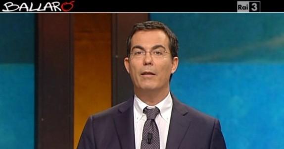 La puntata di Ballarò di ieri sera, 19 novembre 2013, è andata in onda sena la consueta copertina di Maurizio Crozza