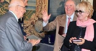 Il premio Nobel Dario Fo nuovo Presidente della Repubblica?