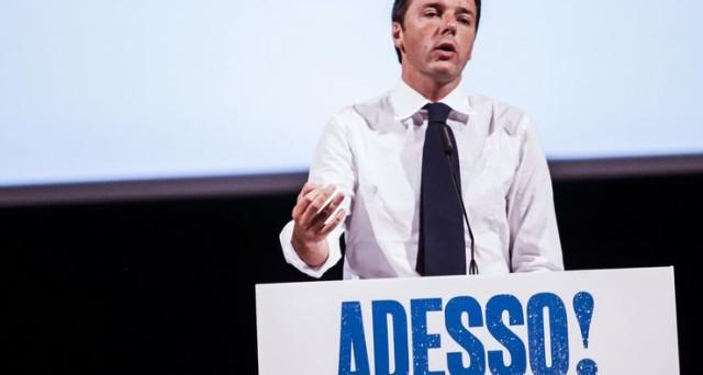 Il sindaco di Firenze sarebbe pronto a prendere la leadership in nome del rinnovamento: basta corteggiare Grillo