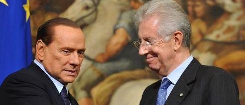 Mario Monti a Unomattina sfodera la sua vena comica e lancia una particolare invettiva a Silvio Berlusconi